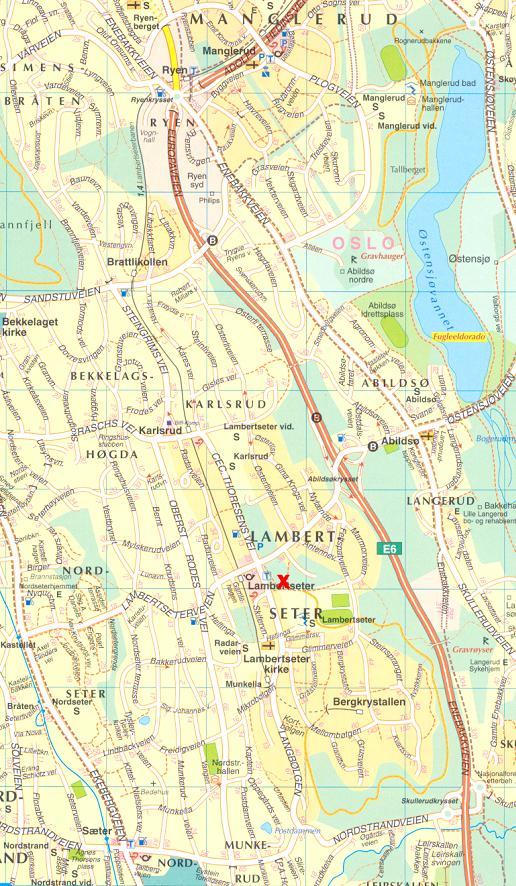abildsø kart Kart Lambertseter | Nordstrand Sjakklubb abildsø kart